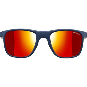 Julbo Trip Spectron 3CF Zonnebril Heren, matt blue/matt blue/multilayer red